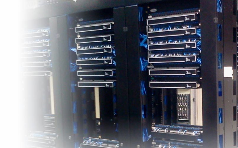 Web399 Config-Server die Serverfarm